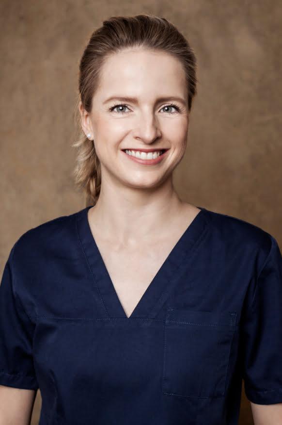 Dr. med. dent. Annelie-Christin Ehrenberg