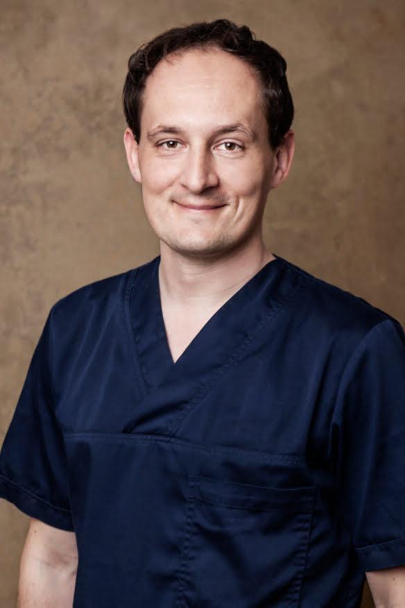 Dr. med. dent. Klaus-Peter Wojak